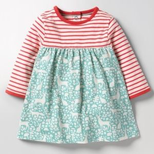 Boden Mini Hotchpotch Jersey Dress